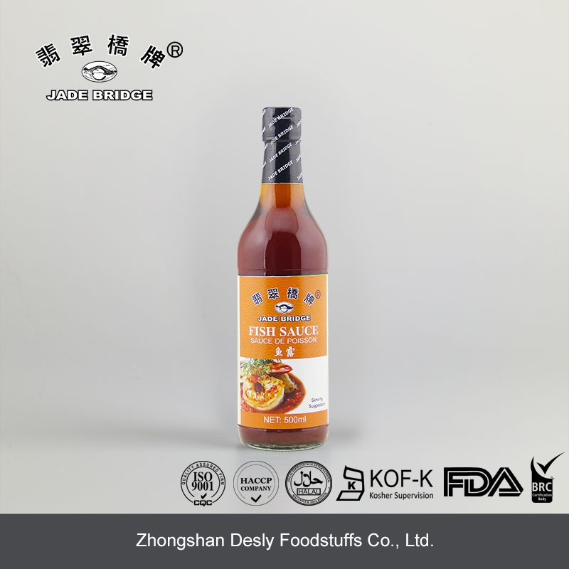 Chinese Seasonings and Condiments fish sauce