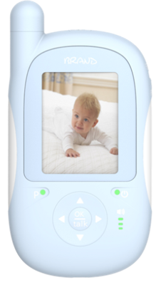 Wireless Unique Video Long Range Baby Monitor