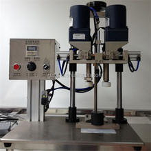 semi automatic screw capping machine flip top cap capper/closing machine