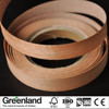 Prefinished reconstituted wood veneer edge banding veneer for frame moulding