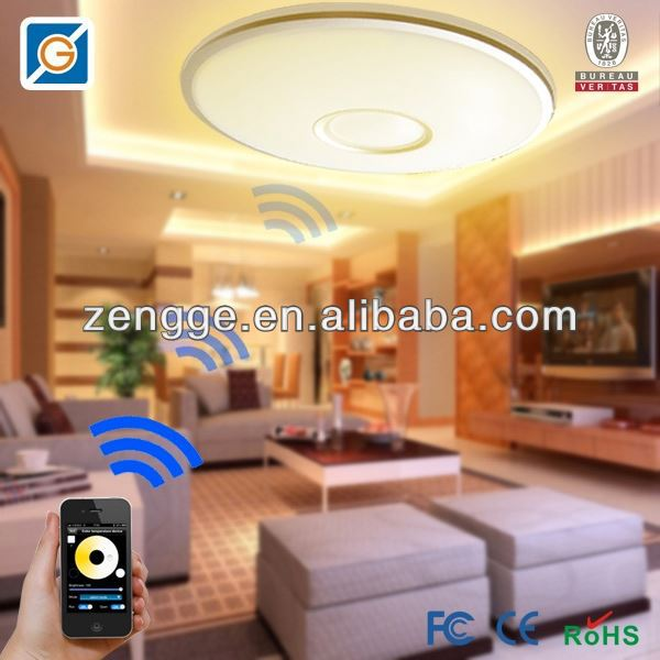 2013 new product bluetooth fiber optic diy ceiling kit light engine