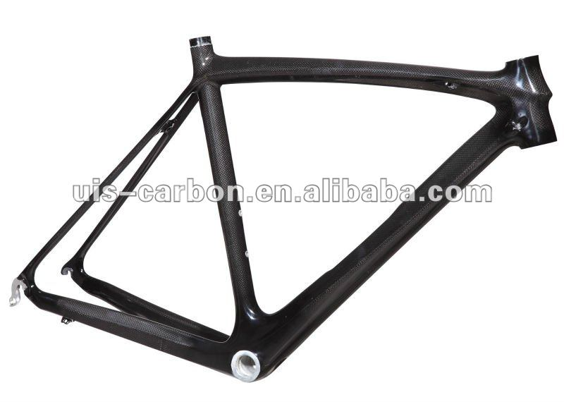 glossy,matte or paint finished bicycle road frame carbon