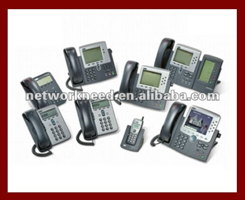 Cisco IP Phone CP-7965G Cisco VoIP Phone Unified IP Phone Cisco 7965G