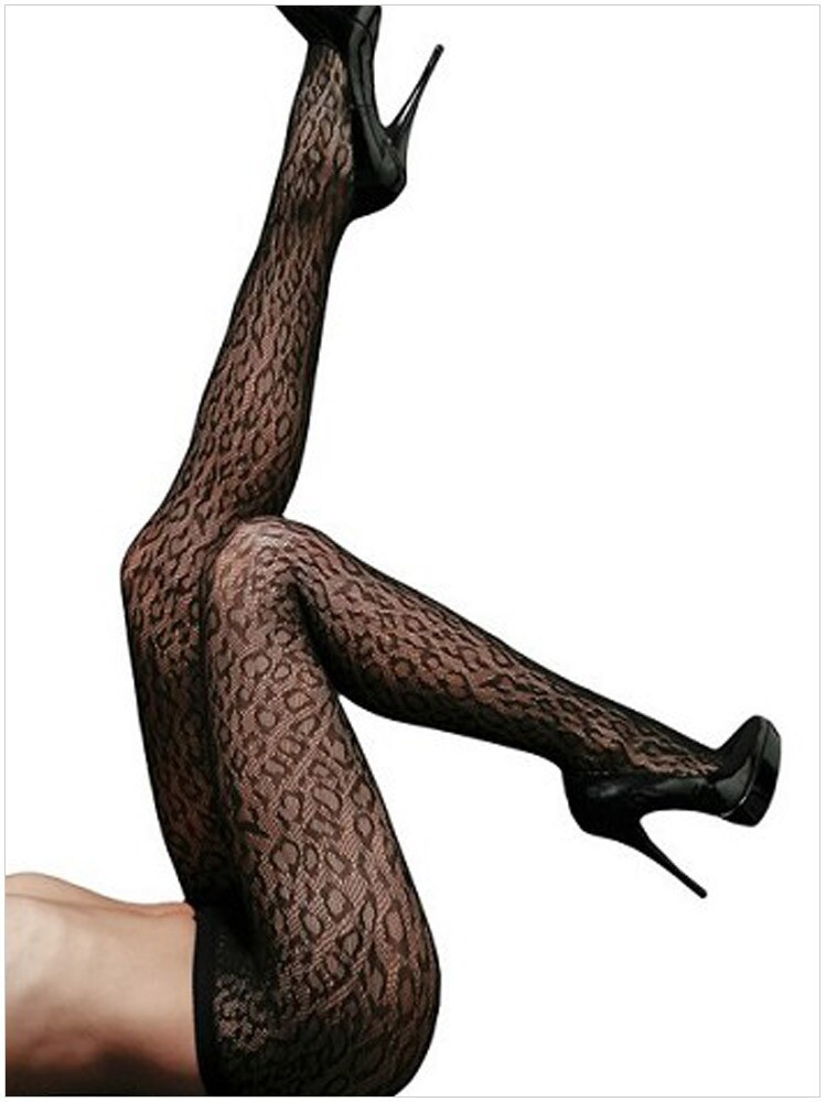 81499c0ad Get Quotations · New Hot Sexy Women Apparel   Accessories Lace Lingerie Black  Nylon Pantyhose Fishnet Hosiery Stockings Tights