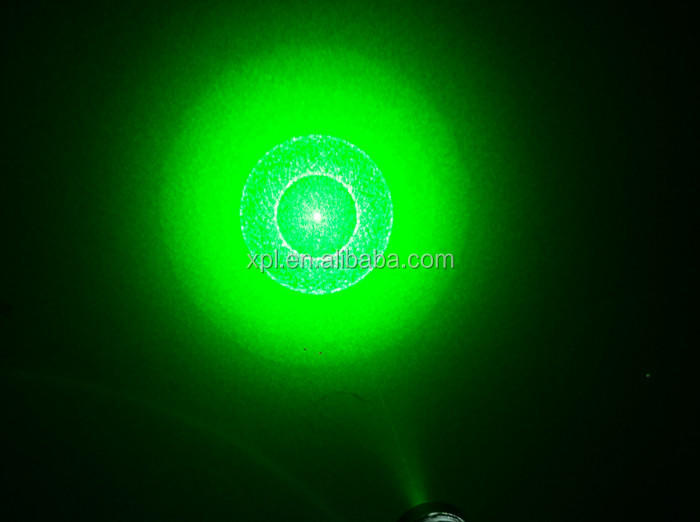 XPL-505N532G100 100mw laser pointer