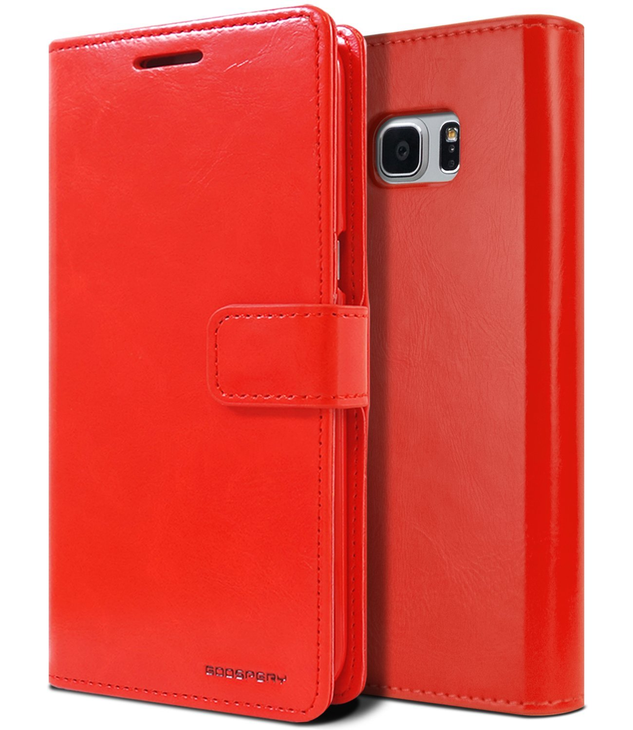 Buy 7 Led Pod Red Chrome Casing 7led Neon For Cars Goospery Samsung Note 3 Blue Moon Diary Case Galaxy Wallet Drop