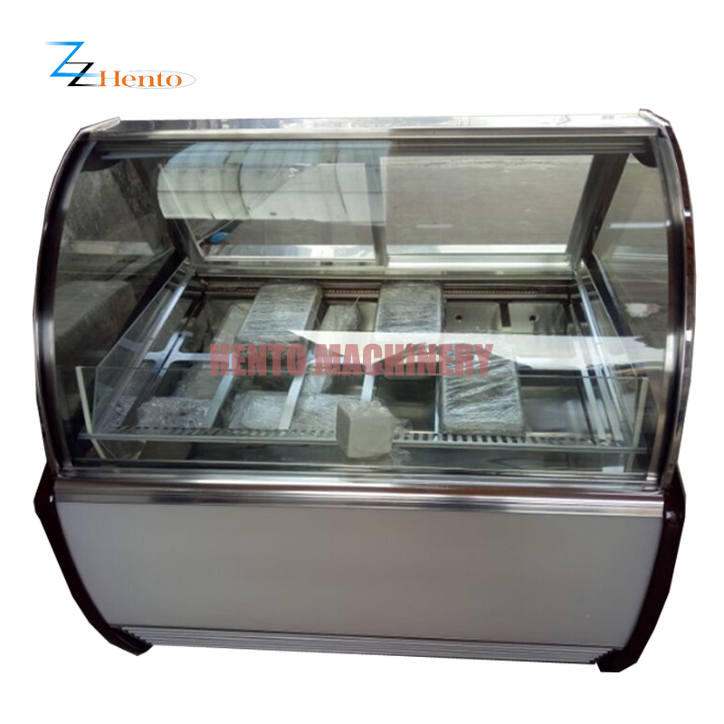 China Supplier Ice Cream Display Cabinet