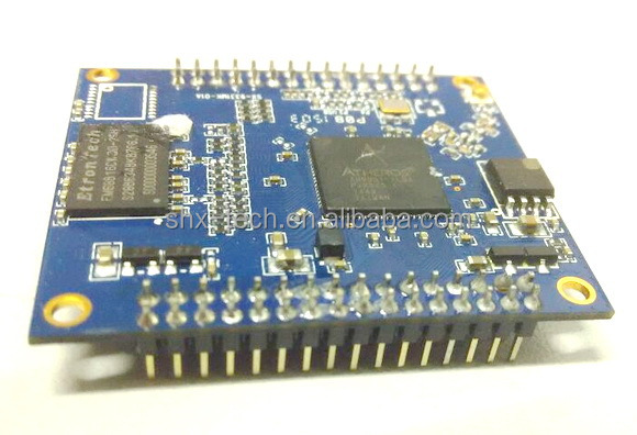 Atheros AR9331 wifi module with openWRT, wireless AP router board