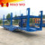 Manufacturer direct sale satisfactory service 3 axles long vehicle transport car transport semi truck trailer