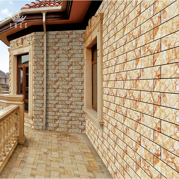 Exterior Wall Ceramic Tiles Ink Jet Printing Stone Look Sri Lanka Prices
