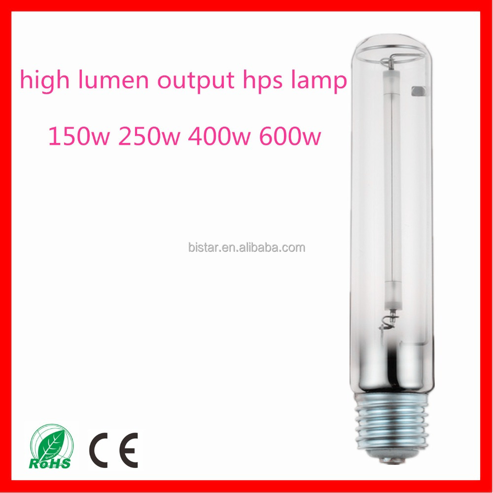 Hps Lamp 600w High Pressure Sodium Lamp Street Lights