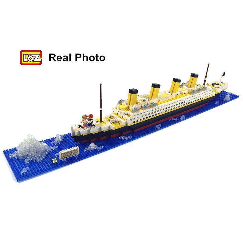 Titanic Ship Toys 14