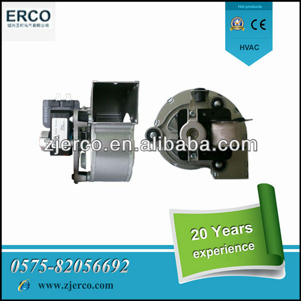 centrifugal fan blower for combination gas boilers(ERS85/34)