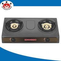 2 burner High Efficiency electric gas stove