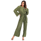 Jumpsuits For Muslim Women Islamic Formal Design Abaya Clothing sexy jumpsuits for women
