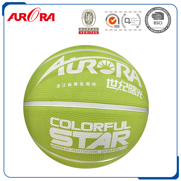 New wholesale low price customized mini rubber basketball