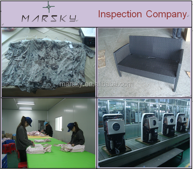inspection company/paper quality control services in China and product inspection in China