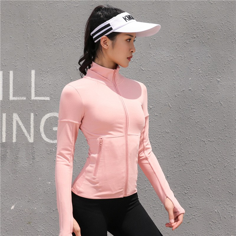 New Stitching Style Slim Autumn And Winter Yoga Clothes 3