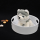 New Design Acrylic Dog Pet Bed on Sale