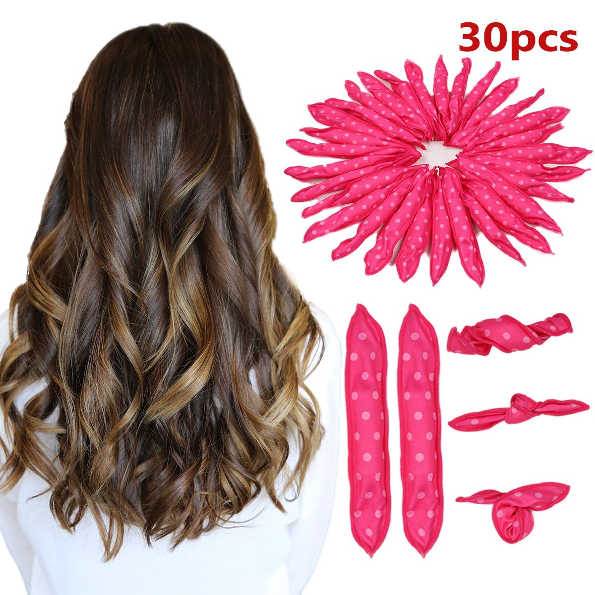 New Best Flexible Foam And Sponge Hair Curlers In The Industry Revolutionizing Old Fashion Rods Into 20 Night That Are Fy To