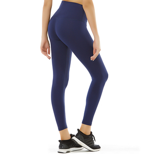 Ladies sexy yoga tights pants athletic wear high waist yoga leggings fitness sportswear women