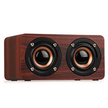 China speaker manufacturer with high capacity wooden induction car speaker