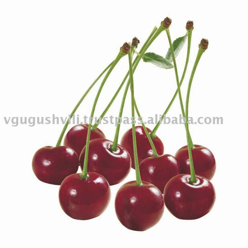 Georgia IQF Sour Cherry Frozen Fruit