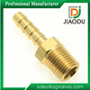 "Manufacture 1/2"" 1/4 1/8 inch 6mm Hot Sell High Quality Lead Free Brass Threaded Hose Fittings"