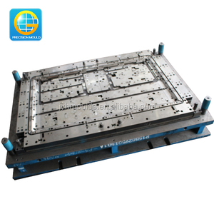 High Quality LCD Base Plate Die Casting Metal Stamping Mould Base
