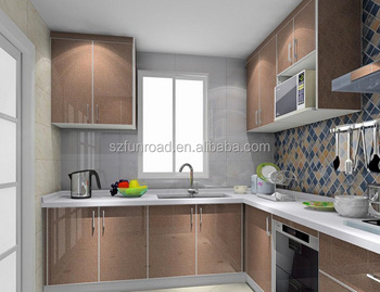 Customized Thickness High Quality White Polish Finished Quartz Countertop For Kitchen