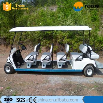 A Buon Mercato 8 Posti Golf Cart Made In China Golf Mini Car Buy A