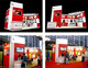 exhibit stall/booth design and fabrication