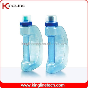 Unique shape and popular models straight plastic for Interesting bottle shapes