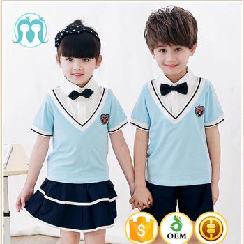 Primary School S Cotton Frocks Uniform Design International Nursery Kindergarten Uniforms