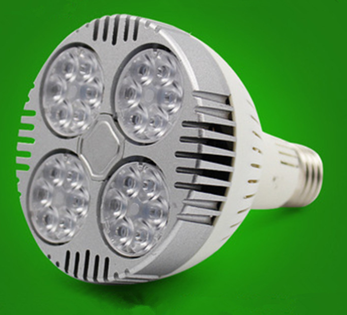 2019 Jewelry Shop led <strong>spotlight</strong> 100lm/w 35W E27 par30 LED light for cloth shop