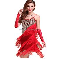 BestDance high quality latin dance costume dress ballroom dance dress competition dance dress wear OEM