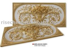 3d classic European Wall Plaque design for hotel and home decoration