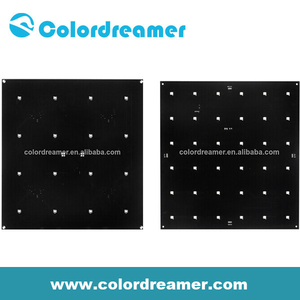 Colordreamer flash led light pcb dmx panel for dj booth Music control