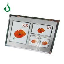 custom metal glass funia picture frame aluminium funny photo frame