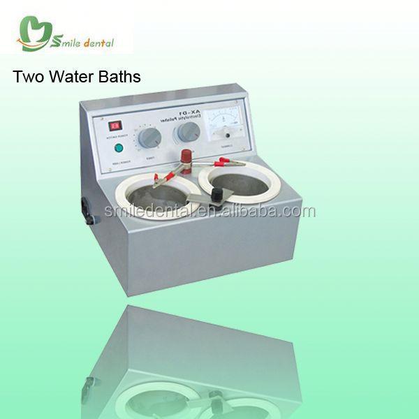 Two Water Bath Dental Electrolytic Polisher Wholesale, Dental ...
