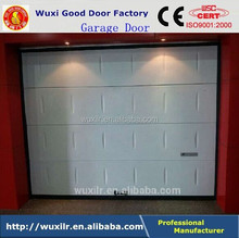 Cheap Wholesale Low Headroom Sectional Garage Door with Spring System