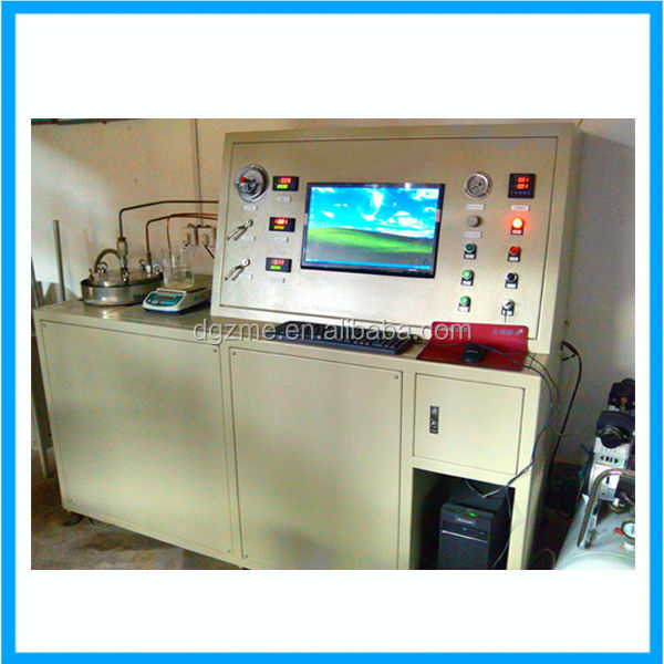 Extinguisher Cylinder Residual Deformation Testing Machine