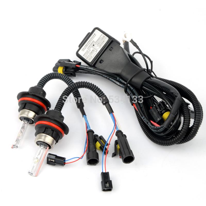 2pcs New D1S D1C HID Xenon Headlight Light Bulbs OEM Direct Replacement 35W 6000K Generic D1S//D1C