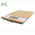 Eco-friendly Platform Electronic Digital Kitchen Bamboo Food Scale