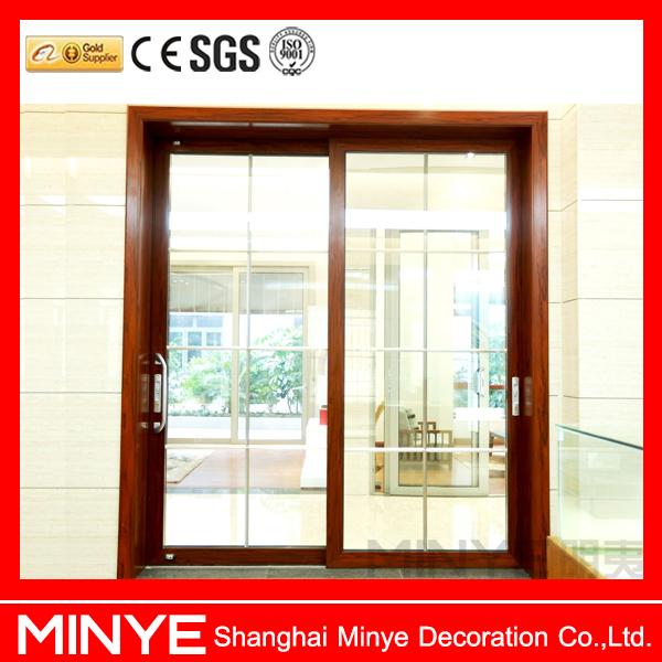 Grill Design Sliding Door China Manufacturer Aluminum Glass ...