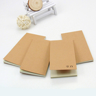 Customized kraft paper cover for agenda organizer agenda/portfolio pocket diary