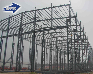 Professional Supplier Bolivia Modern Design Steel Frame Prefabricated Warehouse
