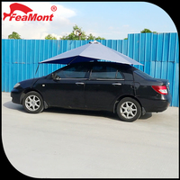 Folding garage solarproof car cover for Outdoor Use,waterproof car cover