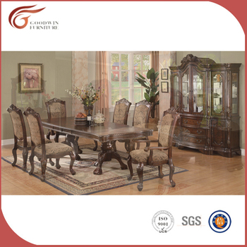 Good quality antique furniture dining room sets best for Good quality dining tables