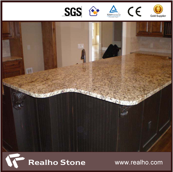 High Quality Brazil New Giallo Veneziano Granite Countertops, Brazil New Giallo  Veneziano Granite Countertops Suppliers And Manufacturers At Alibaba.com